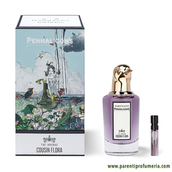 Parenti Profumeria | Penhaligon's The Ingénue Cousin Flora