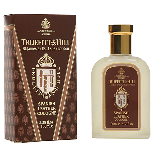 Parenti Profumeria | Truefitt & Hill Spanish Leather Eau de Cologne