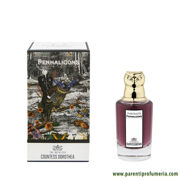Parenti Profumeria | Penhaligon's The Ruthless Countess Dorothea Portraits