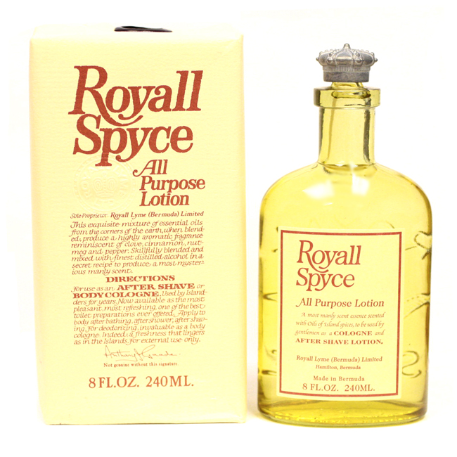 Parenti Profumeria | Royall Spyce Made In Bermuda Royall Spyce