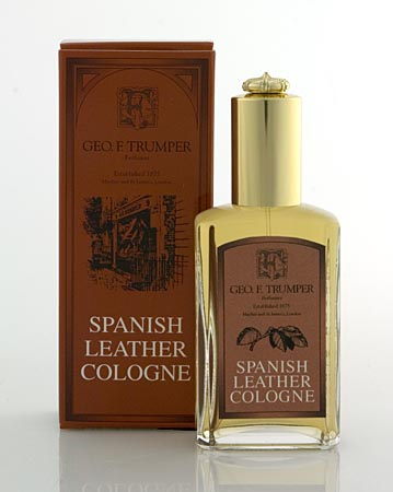 Parenti Profumeria | GEO F. TRAMPER  Spanish Leather Cologne