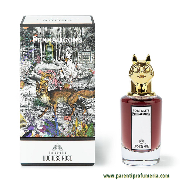 Parenti Profumeria | Penhaligon's The Coveted Duchess Rose