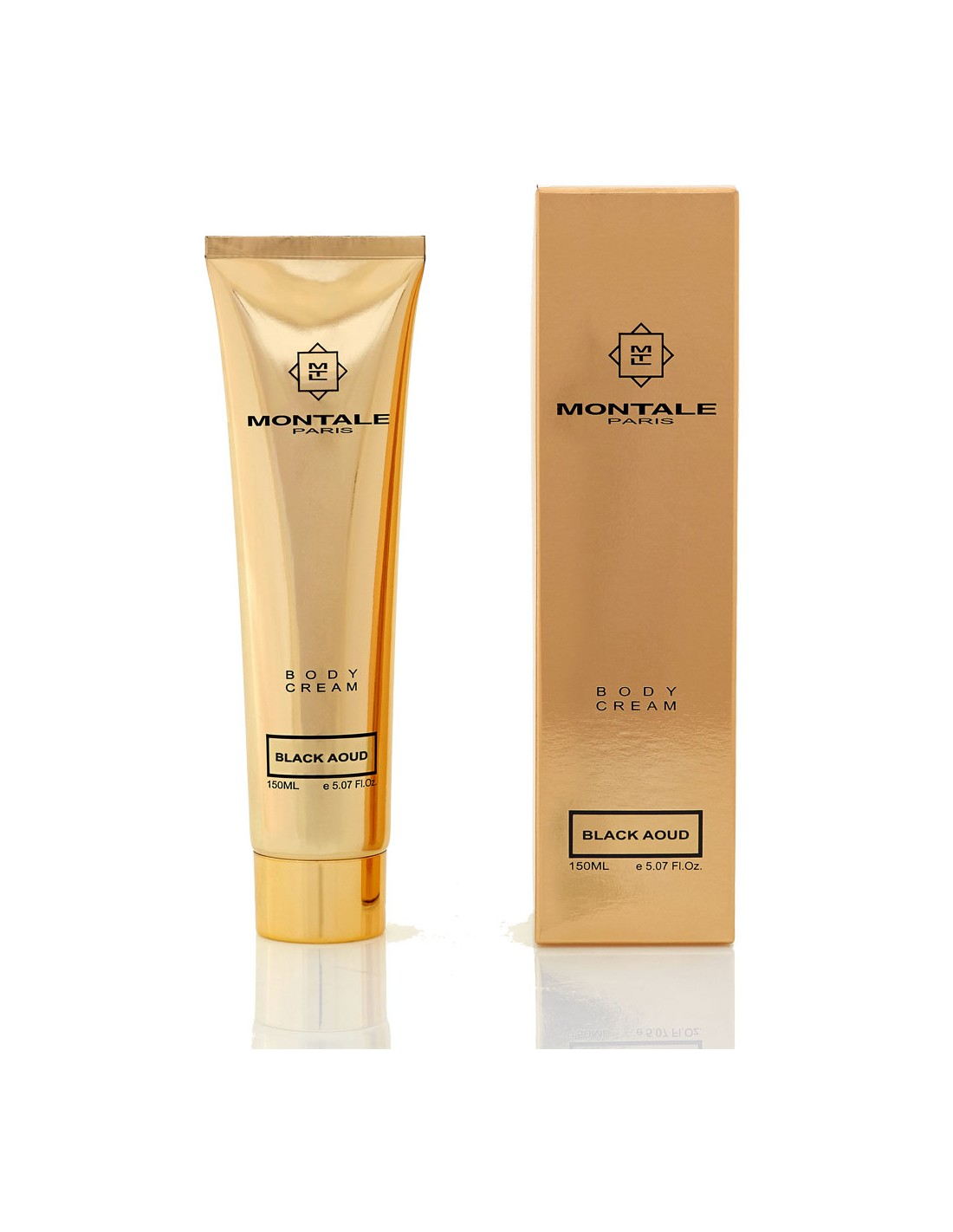 Parenti Profumeria | Montale BLACK AOUD  BODY CREAM